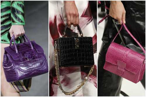 Очень яркие и стильные сумки на весну