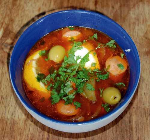 Рецепты супа Солянка с колбасой, секреты выбора