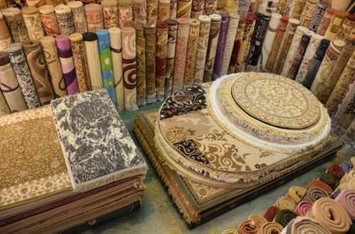 Ковровые изделия и текстиль