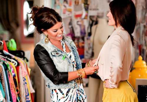 Модный гардероб — работа над ошибками