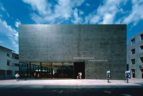 Лихтенштейнский музей искусств, Kunstmuseum Liechtenstein