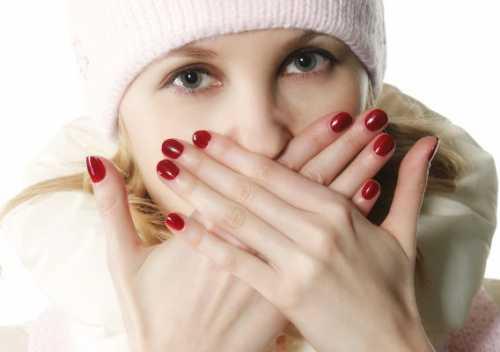 Красота и здоровье Правильный макияж во время простуды