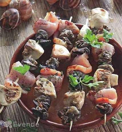 Что приготовить из винограда: попробуй рыбный деликатес