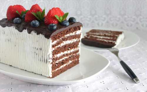 Рецепты торта Брауни: секреты выбора