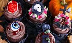 Рецепты к Хэллоуину от Регины Бурд