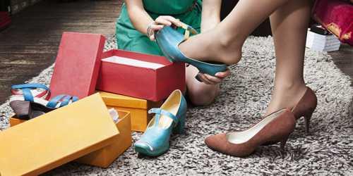 Модная обувь калечит женские ноги
