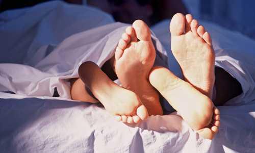 Сексуальная активность зависит от цвета спальни