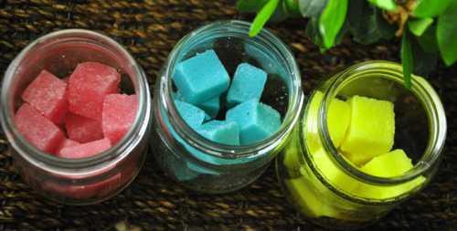 Сахарный скраб для тела в домашних условиях,
