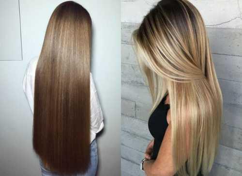 Ламинирование волос Мода на ламинирование