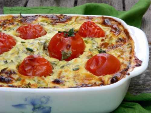7 ужинов: вкусное меню на майскую неделю