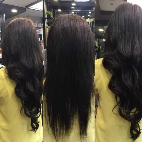 Откажитесь от лаков и гелей для волос в пользу натуральных заменителей