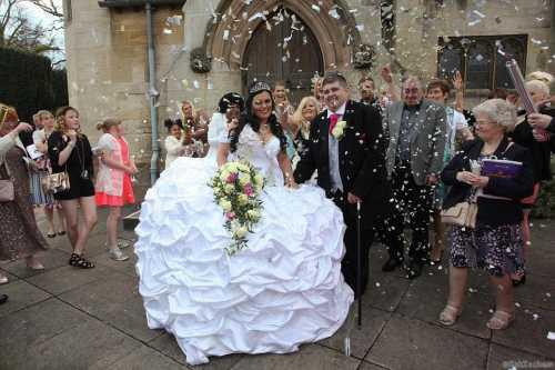 Интересно о свадьбах