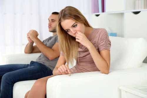 С чего начинается развод семейная психология