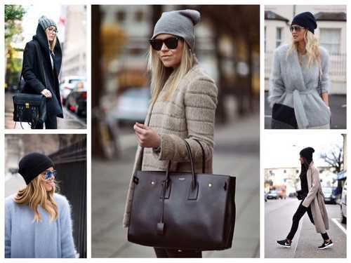 Тренды зимы: самые модные образы