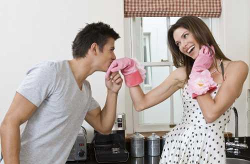 Как стать хорошей хозяйкой и женой