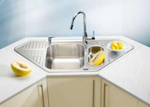 Мойка для кухни, дизайн