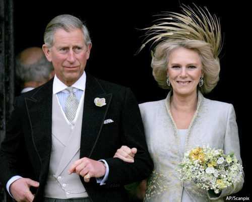 Принц Чарльз разводится с женой