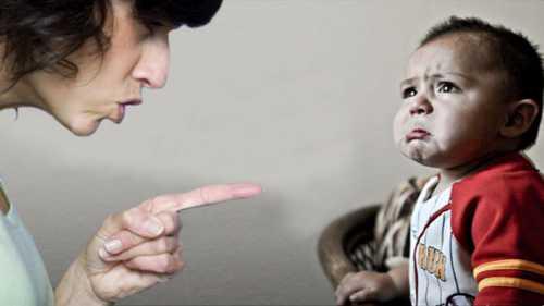 Почему нельзя говорить нельзя ребёнку, когда он