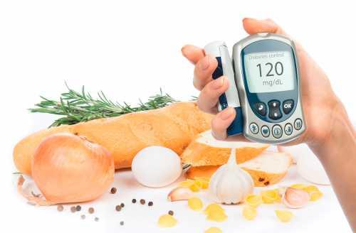 Диета и физкультура улучшают показатели сахара и