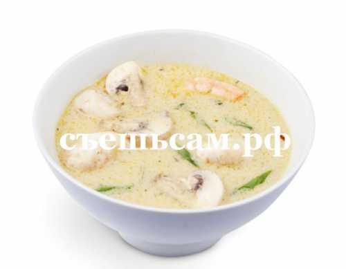 Рецепты кокосового супа, секреты выбора