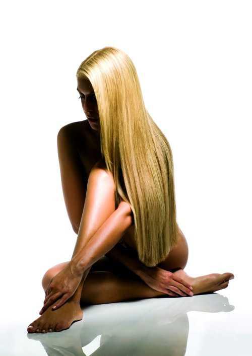 Красота всего тела от ног до волос на голове
