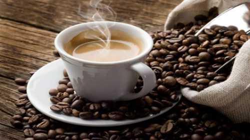Чашечка кофе во время разрухи